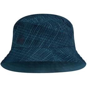Buff Trek Bucket Hat, niebieski